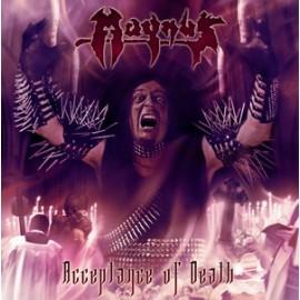 """Magnus - """"Acceptance of Death"""" Pic Lp"""
