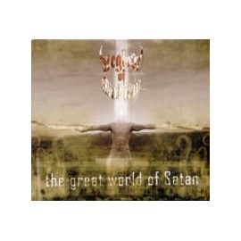 "Legion of Sadism - ""The great world of Satan"" digi cd"