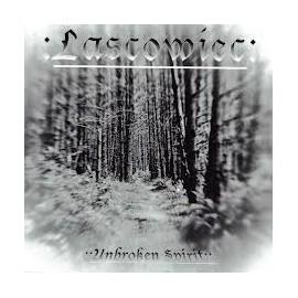 "Lascowiec - ""Unbroken Spirit"" cd"