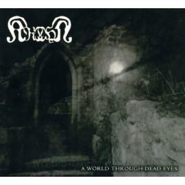 """Krohm - """"A World Through Dead Eyes"""" CD"""