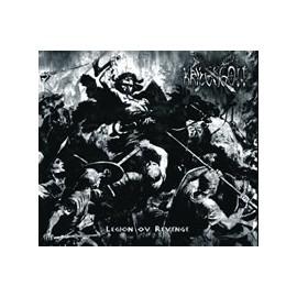 "Kriegsgott (Black Altar) - ""Legion ov Revenge"" digi cd"