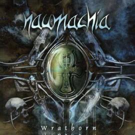 "Naumachia - ""Wrathorn"" cd"