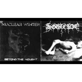 "Soulcide/Nuklear Winter - ""Misanthropy""/""Beyond the Nought"""