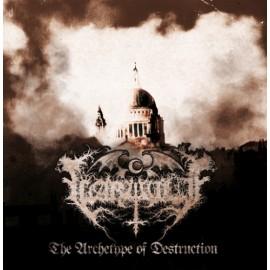 "Warwulf - ""The Archetype Of Destruction"""