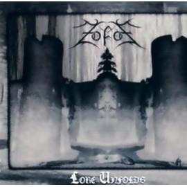 "Zofos - ""Lore Unfolds"" cd"