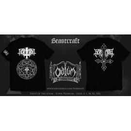 BEASTCRAFT - T-shirt