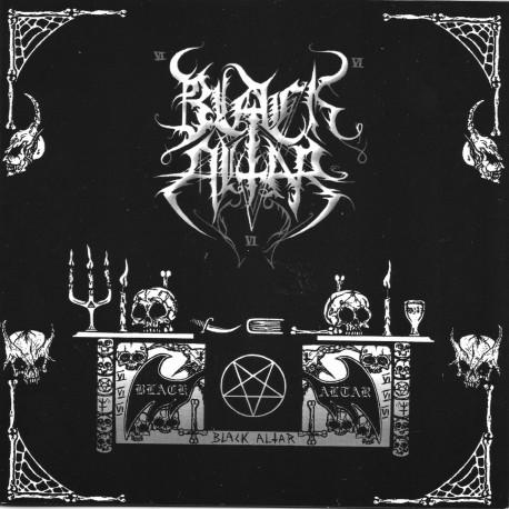 """Black Altar - """"Black Altar"""" digi pack - preorder"""