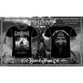 "Graveland - ""1050 years of Pagan Cult"" t-shirt - PreOrder"