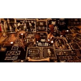 "Black Altar - ""Black Altar"" Wooden BOX"
