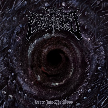 """ENSHADOWED - """"Stare into the Abyss"""" digi cd - pre order"""