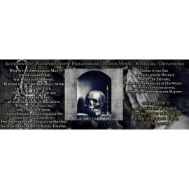 Acherontas/Wampyrinacht/Haxandraok/ Bloodmoon/Shibalba/Devathorn split