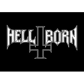 Hell-Born - sticker