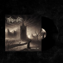 "VULTURE LORD - ""Desecration Rite"" Black Lp  Pre order"