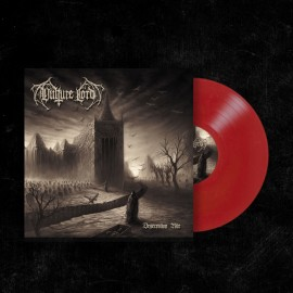 "VULTURE LORD - ""Desecration Rite"" Die Hard RED Lp  Pre order"