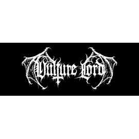 Vulture Lord - big button - logo